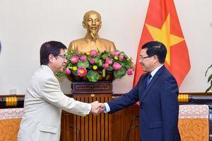 Nhật Bản tiếp tục hỗ trợ Việt Nam phát triển nhanh, bền vững