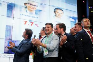 Truyền thông Đức lo sợ Nga và Ukraine xích lại gần nhau sau bầu cử Quốc hội
