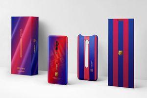 Oppo tung loạt quảng cáo thú vị dành cho Reno 10x Zoom FC Barcelona