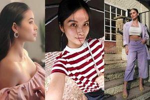 Bản tin Hoa hậu Hoàn vũ 23/7: Phạm Hương khoe góc mặt 90 độ 'thần thánh' đẹp áp đảo dàn giai nhân