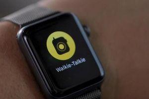 Apple sửa lỗi cho phép nghe lén qua đồng hồ Apple Watch