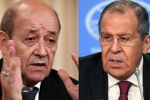 Ngoại trưởng Nga, Pháp nhất trí tiếp tục nỗ lực duy trì JCPOA