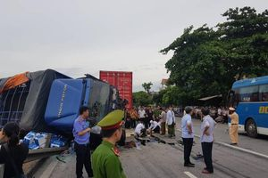 Ngày kinh hoàng trên QL5: Ba vụ tai nạn liên tiếp, 7 người chết