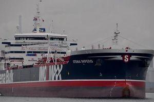 Iran công bố hình ảnh các thủy thủ trên tàu chở dầu bị bắt giữ