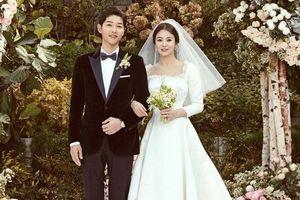 Sau ly hôn, sự nghiệp của Song Joong Ki và Song Hye Kyo gần như chẳng mất gì!