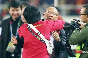VFF quyết không thua tuyển Thái Lan: Áp lực đè nặng HLV Park Hang Seo