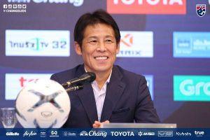 HLV Nhật Bản và canh bạc của Thái Lan trong giấc mơ World Cup