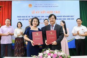 Trung Nguyên ký thỏa thuận hợp tác chiến lược với Bộ Lao động - Thương binh và Xã hội