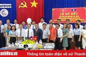 Tăng cường hợp tác đào tạo giữa Trường Cao đẳng Kỹ thuật PakpaSak (Lào) và Trường Cao đẳng Nghề Nghi Sơn