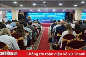 Đoàn cán bộ cấp cao tỉnh Thanh Hóa làm việc tại Liên bang Nga