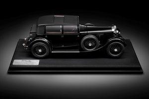 Mua Bentley Mulsanne W.O Edition, khách hàng được tặng kèm những gì?