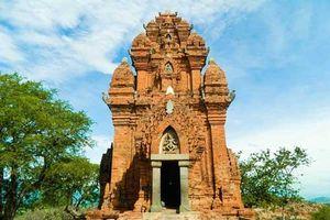 Phát hiện di tích tháp Chăm có niên đại Thế kỷ IV