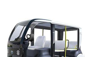 Toyota chế tạo xe APM hỗ trợ Thế vận hội Tokyo 2020