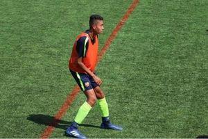 Cầu thủ thuộc học viện Barcelona tới tập thử ở HAGL