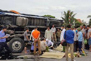 Tai nạn thảm khốc ở quốc lộ 5: Khởi tố vụ án, tạm giữ hình sự lái xe