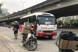 Hà Nội: Phát triển các tuyến xe buýt kế cận, ngăn chặn xe dù