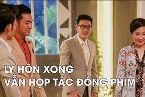 Hậu ly hôn, Hồng Đào - Quang Minh vẫn đóng phim chung