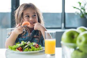 Chế độ ăn chay và thuần chay có tốt cho trẻ em?