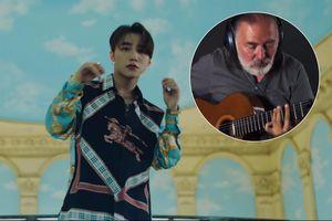 Nghệ sĩ Nga gây sốt nhờ biến hóa hit mới của Sơn Tùng thành phiên bản guitar