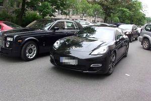 'Rinh' siêu xe chục tỷ, đại gia Việt phải trả phí bằng số tiền mua một chiếc xe sang