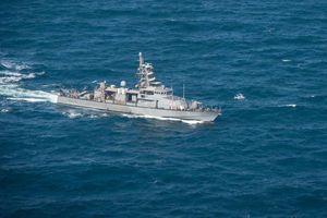 Iran tuyên bố nắm rõ 'nhất cử nhất động' của tàu Mỹ tại vùng Vịnh