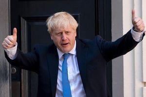 Tổng thống Mỹ khen ngợi tân Thủ tướng Anh