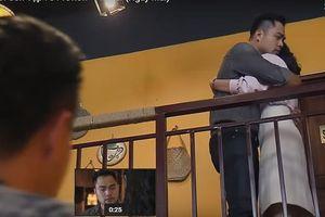 Xem Về nhà đi con tập 73 VTV giải trí: Huệ đề nghị ôm Khải khiến Quốc ghen