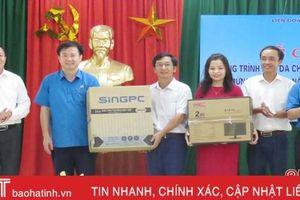 Hà Tĩnh tổ chức các hoạt động chào mừng 90 năm Công đoàn Việt Nam