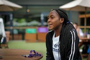Tài năng trẻ Coco Gauff được phá lệ tại giải quần vợt Mỹ mở rộng