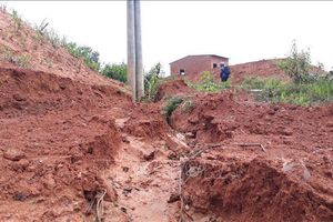Long đong làng tái định cư Tua Tem