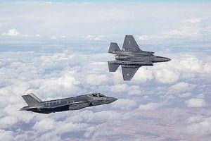 Iran lo ngại khi Israel nhận thêm tiêm kích tàng hình F-35I Adir