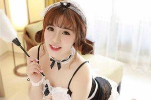 CLIP: Vòng ngực 'gây tê' của mỹ nhân 9x Trung Quốc