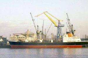 Cướp biển tấn công tàu chở hàng Hàn Quốc