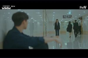 Phim 'Search: WWW' tập 15: Hậu chia tay Im Soo Jung gặp lại Jang Ki Yong trong đám tang của mẹ