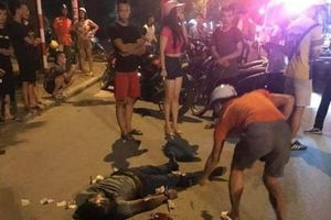 Danh tính đôi nam nữ tự tông xe máy vào gốc cây khiến một người tử vong