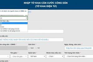 Hướng dẫn các bước làm thẻ Căn cước công dân online chỉ mất vài phút ngay tại nhà