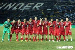 Lùi lịch V-League phục vụ tuyển Việt Nam đấu Thái Lan tại vòng loại World Cup 2022