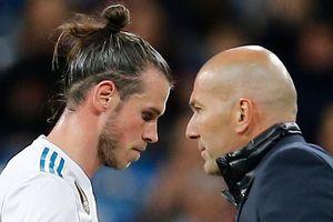 Vén màn sự thật: Vì sao Zidane ghét Gareth Bale?