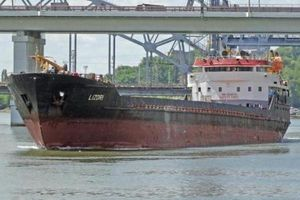 Nga bắt giữ tàu dân sự Ukraine cùng 14 thủy thủ