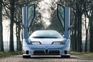 Huyền thoại Bugatti EB110 sắp có 'người thừa kế', giá 9 triệu USD