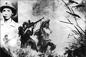 Chân dung các anh hùng liệt sĩ tiêu biểu của Việt Nam