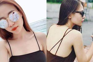Đường cong gây mê của Đàm Thu Trang, vợ sắp cưới Cường Đô la