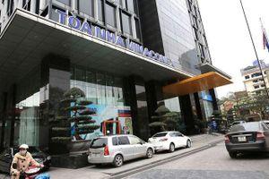 Tổng Giám đốc Nguyễn Xuân Đông bị công an triệu tập, cổ phiếu Vinaconex lập tức rớt giá mạnh