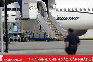 Boeing 737 MAX có nguy cơ tạm ngừng sản xuất
