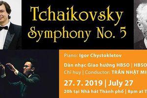 Nghệ sĩ Nga sẽ trình diễn tác phẩm của thiên tài âm nhạc Nga