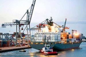 Vận tải biển lo sụt giảm do căng thẳng trên Biển Đông