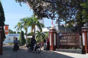 Công ty cấp nước Ninh Thuận bán nước giá 'giá bèo', bỏ phí đường ống cũ