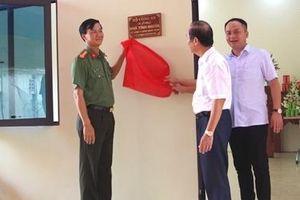 Công an tỉnh Hà Nam bàn giao nhà tình nghĩa cho thân nhân liệt sỹ