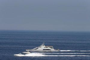 Tổng thống Rouhani: Bảo vệ Eo biển Hormuz là việc của Iran