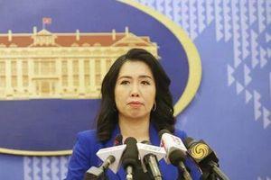 Lực lượng chức năng Việt Nam triển khai biện pháp phù hợp bảo vệ chủ quyền trên biển